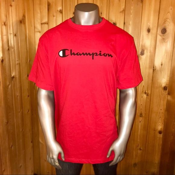 64cdb38c Champion Shirts | Nwt Big Tall Athletic Mens Xl Tshirt | Poshmark